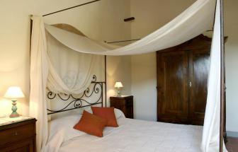 CORT09 - Villa Fontocchio bei Cortona - Schlafzimmer 6