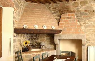 CORT09 - Villa Fontocchio bei Cortona - Esstisch