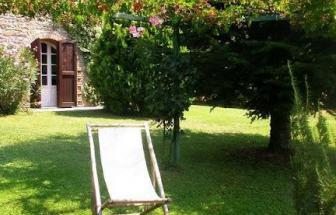 CORT05 - Casa Melody bei Cortona - Garten