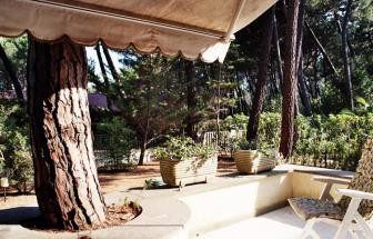 PRIN01 - Villa Chiara in Princip - Garten