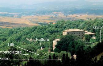Casa Ambasciatore - Borgo Vivo d´Orcia