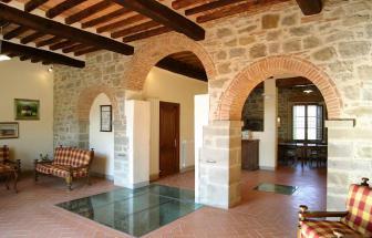 CORT09 - Villa Fontocchio bei Cortona