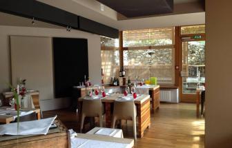 AHRN02 - Designhotel im Ahrntal - Frühstücksraum