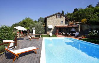 CAFI06 - Villa Foce bei Castiglion Fiorentino - aussen