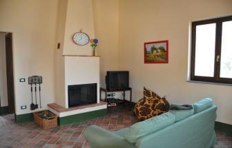 SCAR01 - Bio-Ferienhäuser bei Scarlino - Wohnzimmer i