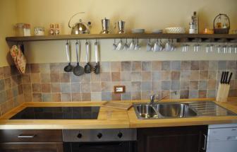 SCAR01 - Bio-Ferienhäuser bei Scarlino - Küche f