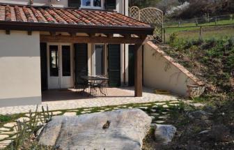SCAR01 - Bio-Ferienhäuser bei Scarlino - Haus n