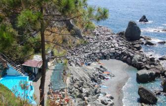 BONA01 - Feriendorf bei Bonassola - Strand 5