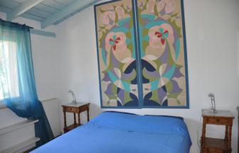 STEF03 - Villa Pini Monte Argentario - Schlafzimmer