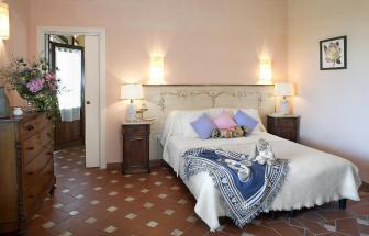 GROS04 - Casa Livia in der Fattoria bei Grosseto - Schlafzimmer