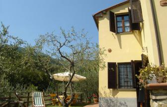 Ferienhau bei Lucca - Casa Olivo