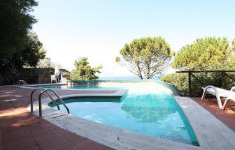 ARGE03 - Casa Moreschina auf Monte Argentario - Pool