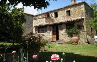 CORT11 - Casale bei Cortona - aussen