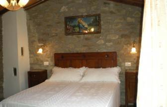 CORT11 - Casale bei Cortona - Schlafzimmer