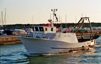 Sprachreise in die Maremma - Castiglione della Pescaia - Fischkutter