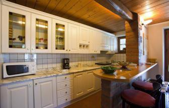 CAFI06 - Villa Foce bei Castiglion Fiorentino - Küche