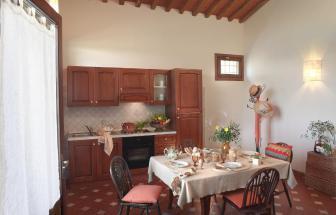 GROS04 - Casa Livia in der Fattoria bei Grosseto - Küche