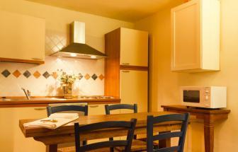 GROS04 - Casa Livia in der Fattoria bei Grosseto - Küche 3