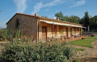 Landhotel  bei Ribolla - Casa del Sole