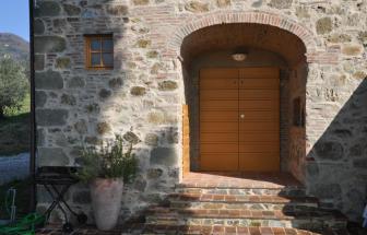 LUCC14 - Podere Oasi bei Lucca - Tür
