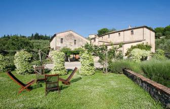 SOVI01 - Agriturismo bei Sovicille - Häuser