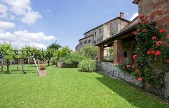 SOVI01 - Agriturismo bei Sovicille - Haus