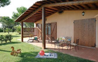 GROS04 - Casa Livia in der Fattoria bei Grosseto - aussen 6