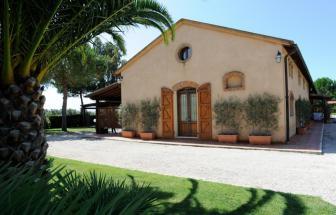 GROS04 - Casa Livia in der Fattoria bei Grosseto - aussen
