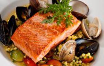 Kochkurs - Fischgericht