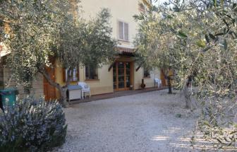 SAVI01 - Bio-Agriturismo bei San Vincenzo - Frühstücksraum