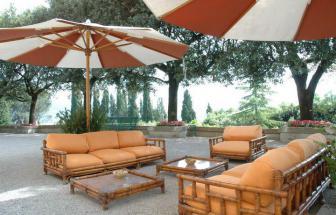 CORT06 - Villa Le Contesse bei Cortona - aussen