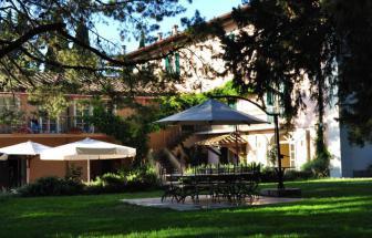 MAMA01 - Weingut bei Massa Marittima - Garten
