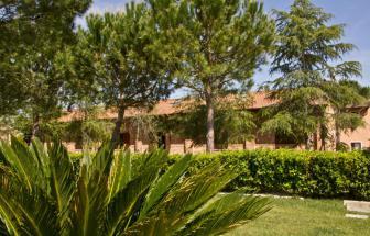 GROS04 - Casa Livia in der Fattoria bei Grosseto - Garten
