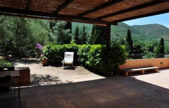 STEF03 - Villa Pini Monte Argentario - grosse Terrasse