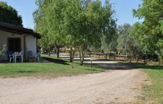 Agriturismo bei Roselle