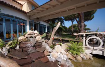ELBA01 - Elba Hotel in Sant´Andrea - Garten 1