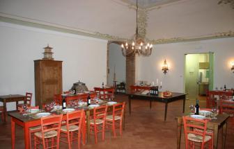 CRET01 - Fattoria in Crete Senesi - Essen