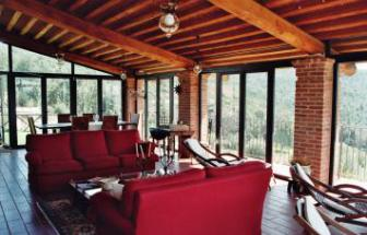 Landhotel  bei Ribolla