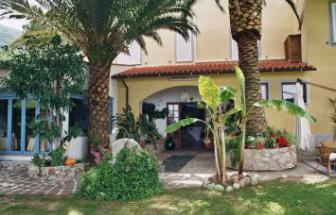 ELBA01 - Elba Hotel in Sant´Andrea - Garten 2