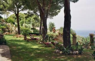 ELBA01 - Elba Hotel in Sant´Andrea - Garten