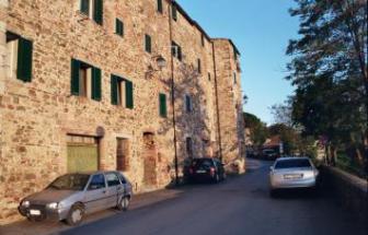 CAMP01 - Herrschaftliche Villa in Campagnatico - Ort 1