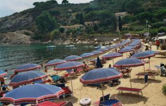 GIGL01 - Hotel auf Giglio - Strand
