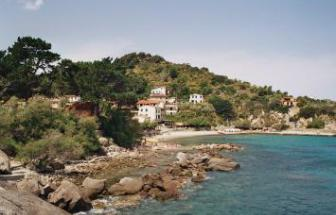 ELBA01 - Elba Hotel in Sant´Andrea - Bucht