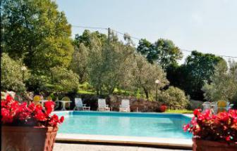 Agriturismo bei Roccatederighi - Pool