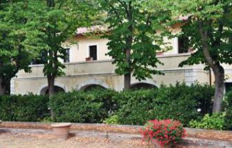 CAMP01 - Herrschaftliche Villa in Campagnatico - Gebäude Scuderia
