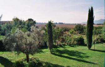 BURI02 - Casa Bandinelli bei Buriano - Garten