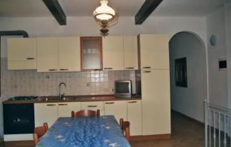 GIGL07 - Casa Rosa dei Venti in Campese - Küche