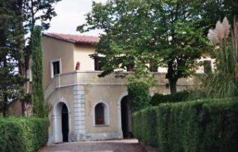 CAMP01 - Herrschaftliche Villa in Campagnatico - Gebäude Scuderia 1