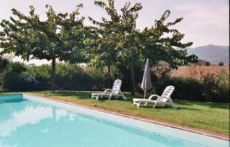 BURI02 - Casa Bandinelli bei Buriano - Pool