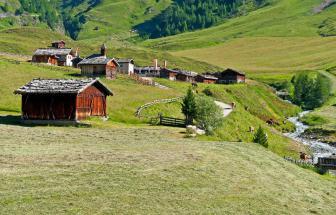 PUST02 - Familienhotel im Pustertal-Vals - Alm
